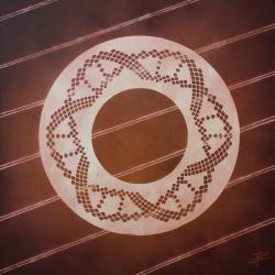 Trojšroubovicový kód DNA