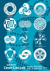 Plakát Crop Circles