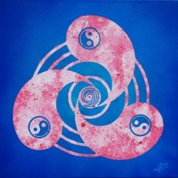 Triple Yin Yang